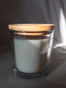 Winter Time Soy Candle